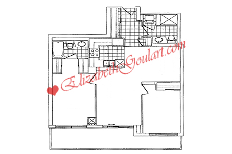 Toronto condos apartments for rent elizabeth goulart for 18 yonge floor plan