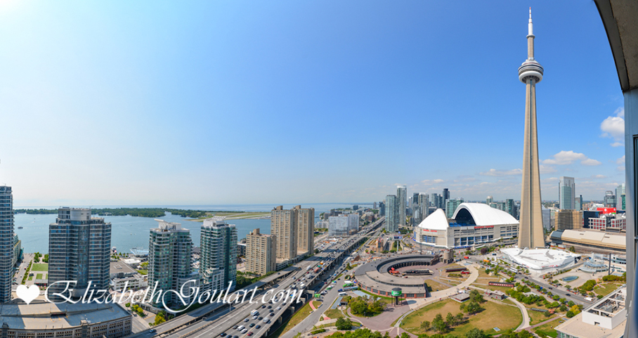Toronto harbourfront condos for sale rent elizabeth for Balcony 417 rogers arena
