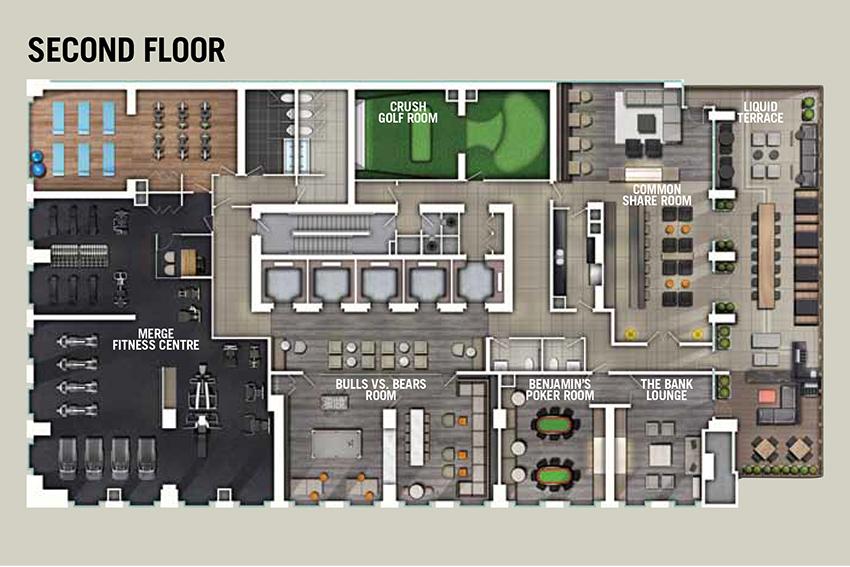 2bedroom Apartment Floor Plans