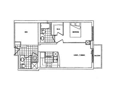 Toronto harbourfront condos for sale rent elizabeth for 18 yonge floor plan
