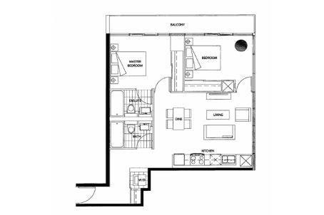 10 Capreol Court Toronto Floor Plans