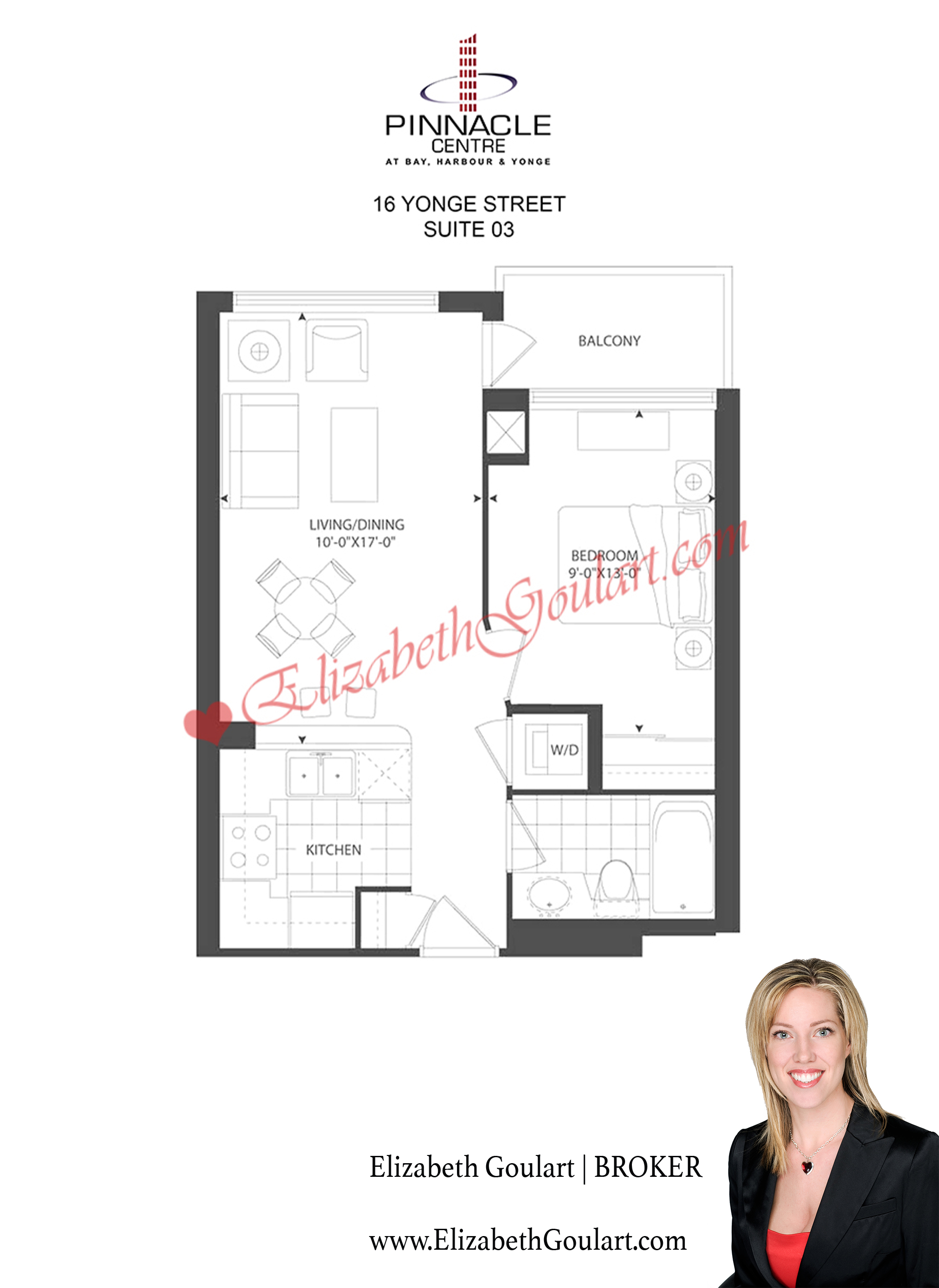 16 yonge street pinnacle centre condos floor plans For16 Yonge Floor Plans