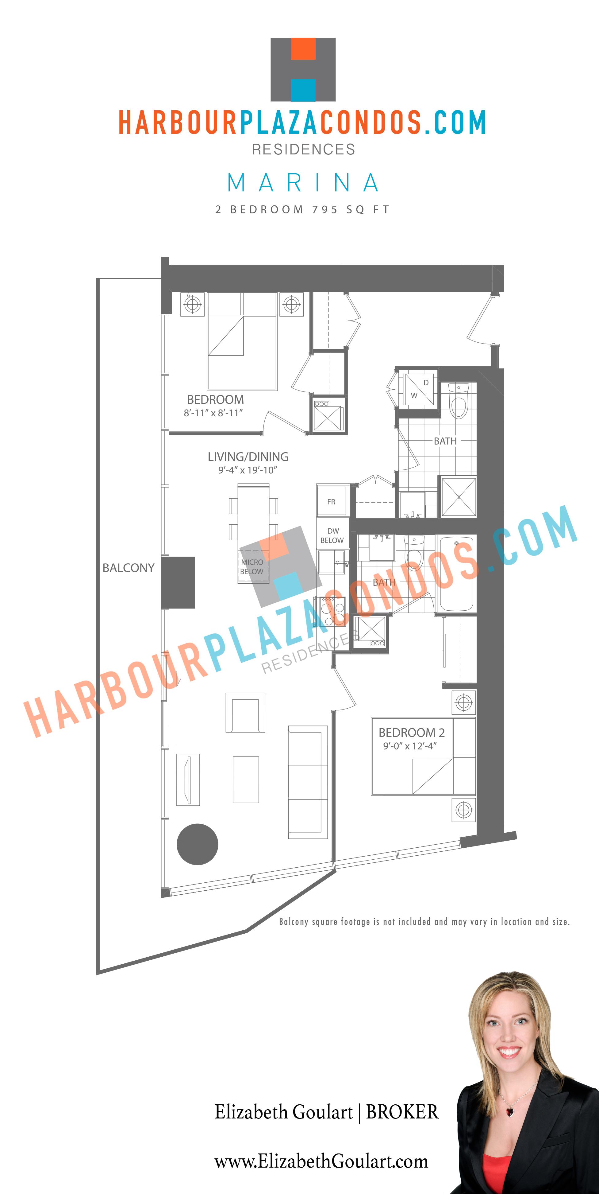 100 yc condo floor plans bisha u0026 bond condo for 16 yonge street floor plans
