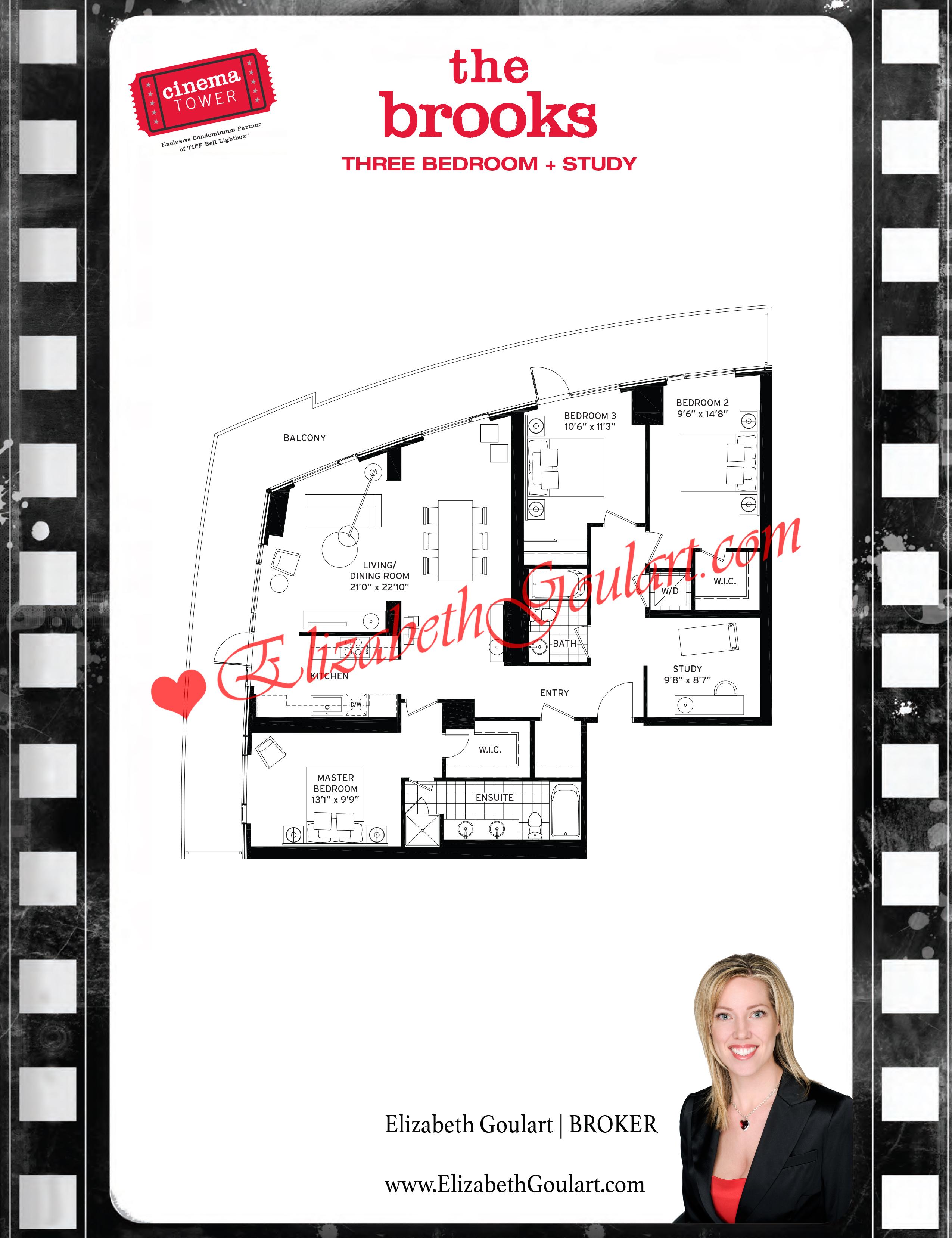 21 Widmer Street Cinema Tower Condominiums For Sale Rent Elizabeth Goulart Broker