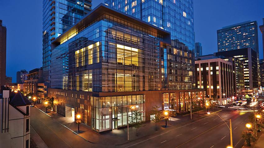 50 Yorkville Avenue Four Seasons Residences Toronto For